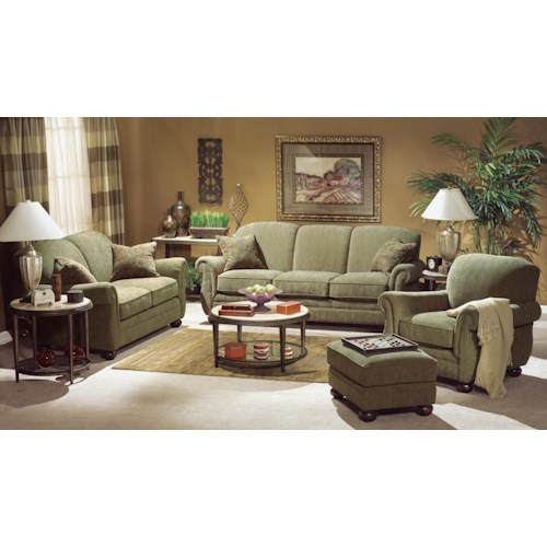 Flexsteel Winston Stationary Living Room Group Colder 39 S Furniture And Appliance Upholstery Group