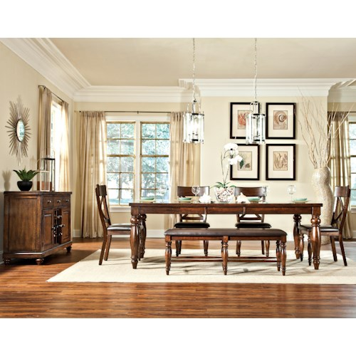 Intercon Kingston Casual Dining Room Group Virginia