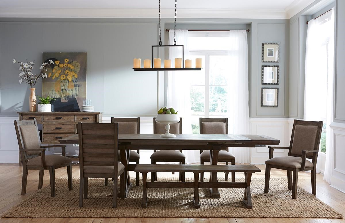 Kincaid Furniture Foundry Formal Dining Room Group