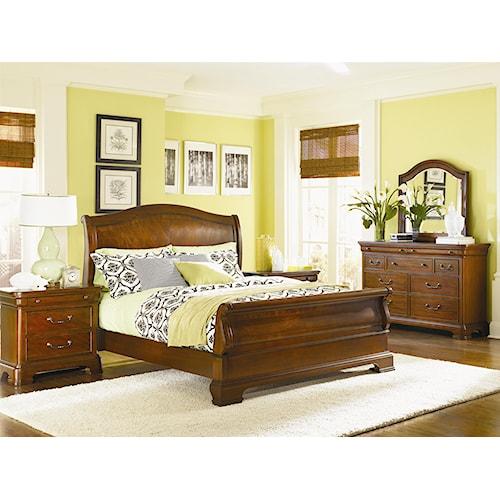 Legacy Classic Evolution King Bedroom Group Hudson 39 S
