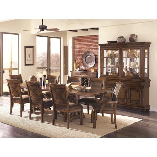 Legacy Classic Larkspur Formal Dining Room Group Dream Home Furniture Formal Dining Room