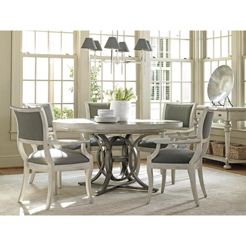 Lexington Dining Room Furniture: Lexington Oyster Bay Formal Dining Room Group