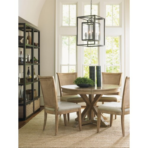 Lexington Monterey Sands Casual Dining Room Group