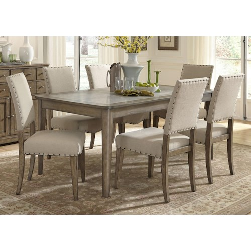 Liberty Furniture Weatherford Casual Dining Room Group Johnny Janosik Casual Dining Room
