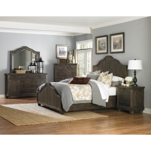 brenley california king bedroom group gardiners furniture bedroom