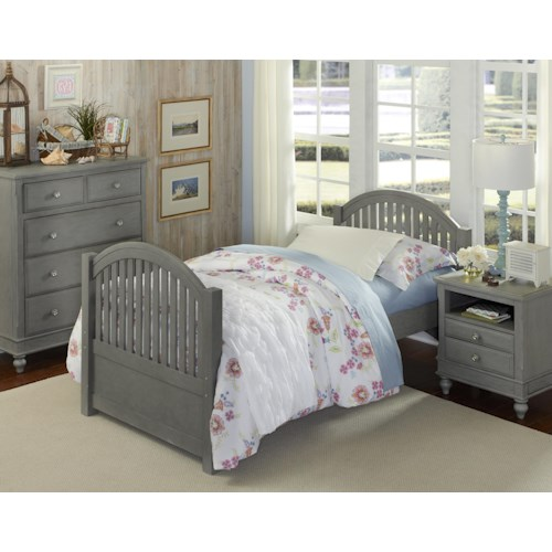 Ne kids lake house twin adrian standard bed group 2 wayside furniture bedroom groups Lake home bedroom furniture
