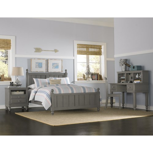 Ne kids lake house twin kennedy standard bed stoney creek furniture bedroom groups toronto Lake home bedroom furniture