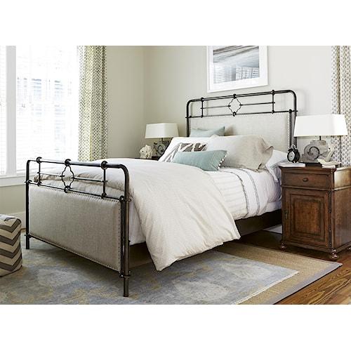 Paula Deen By Universal Dogwood King Bedroom Group Wayside Furniture Bedroom Group