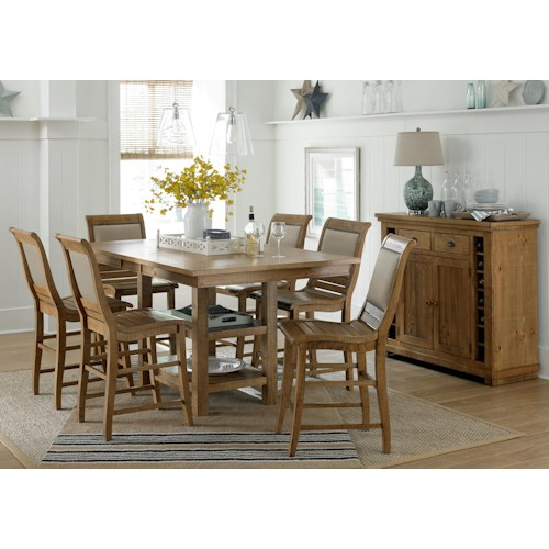 Casual Dining Room Group Willow Dining By Progressive Furniture Wilcox Furniture Casual