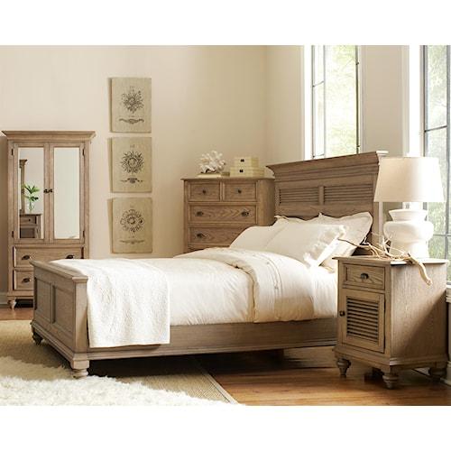 Riverside Furniture Coventry King Bedroom Group Dunk Bright Furniture Bedroom Group