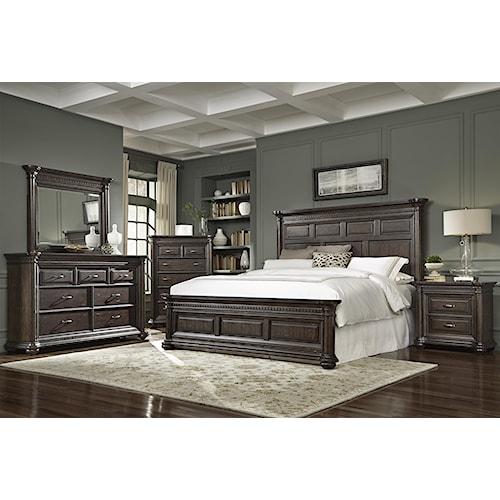 Samuel Lawrence Grand Manor Cal King Bedroom Group Godby Home Furnishings Bedroom Group
