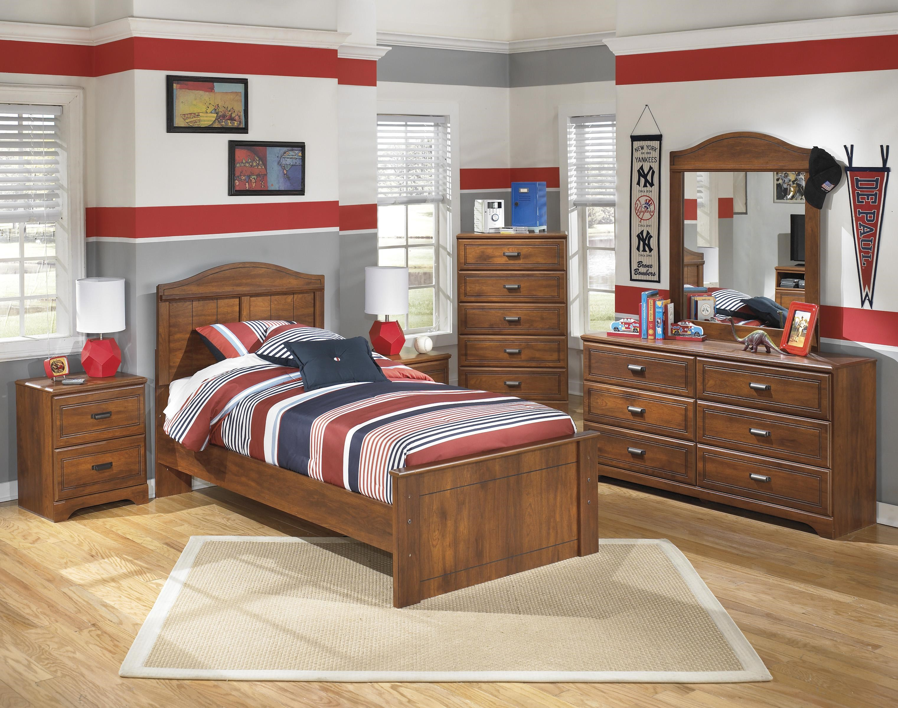 Signature Design by Ashley Barchan Twin Bedroom Group