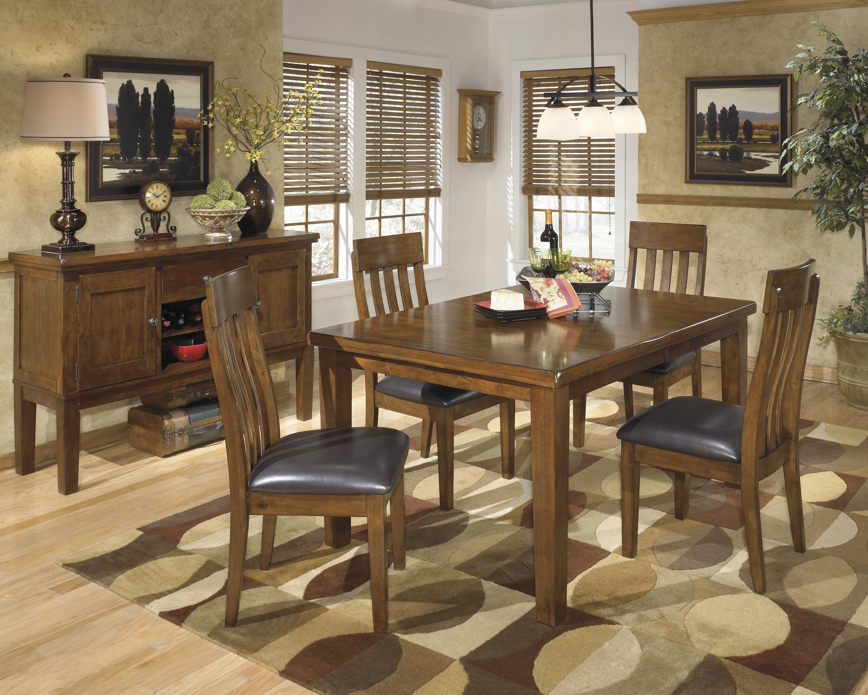 StyleLine Ralene Casual Dining Room Group EFO Furniture