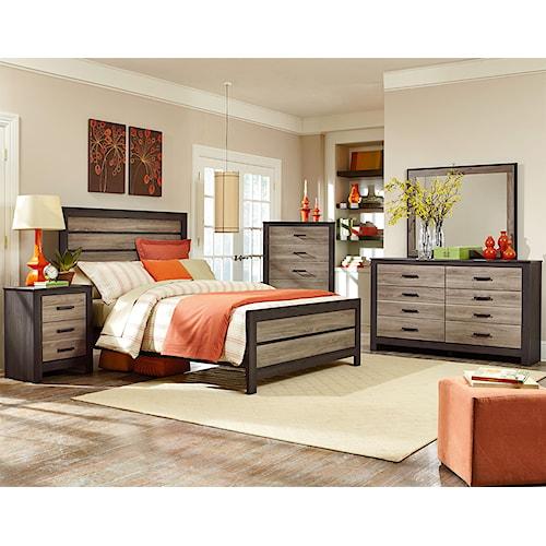 Standard Furniture Freemont King Bedroom Group Standard Furniture Bedroom Group Birmingham