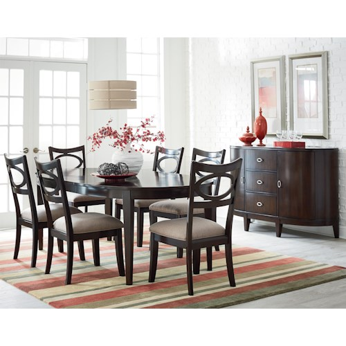 Casual Dining Room Group Knight Furniture Mattress Casual Dining