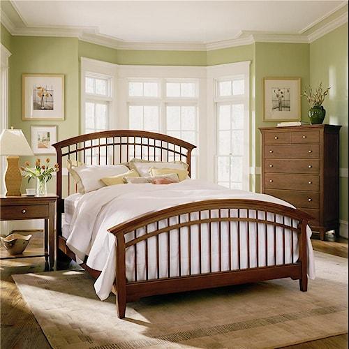 Thomasville Bridges 2 0 Queen Bedroom Group DuBois