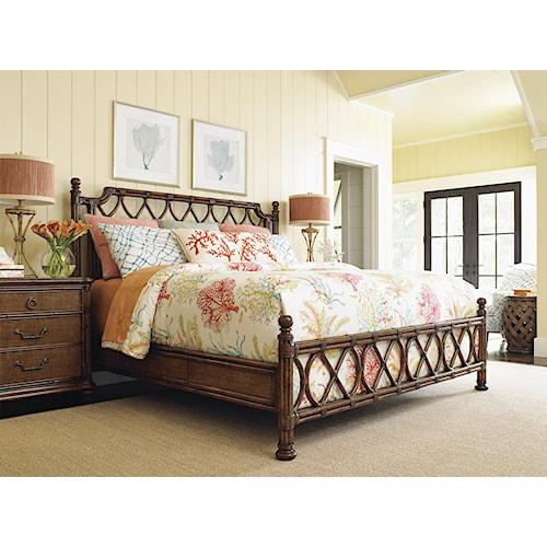 Tommy Bahama Home Bali Hai Bedroom Group Baer 39 S Furniture Bedroom Group Boca Raton Naples