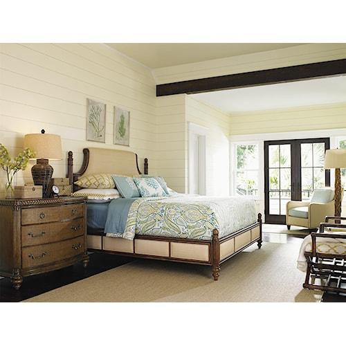 Tommy Bahama Home Bali Hai Bedroom Group Baer 39 S Furniture Bedroom Group Miami Ft