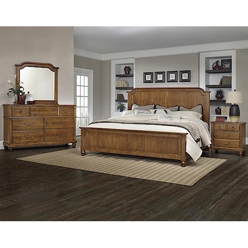 Vaughan Bassett Arrendelle Queen Bedroom Group Hudson 39 S