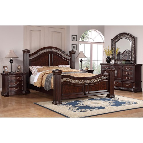 Wynwood Alicante Bedroom Set