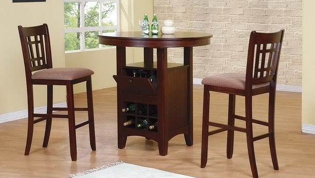 Dining Room Chairs Clearance. . Caden Dining Room Set 10203drset The ...