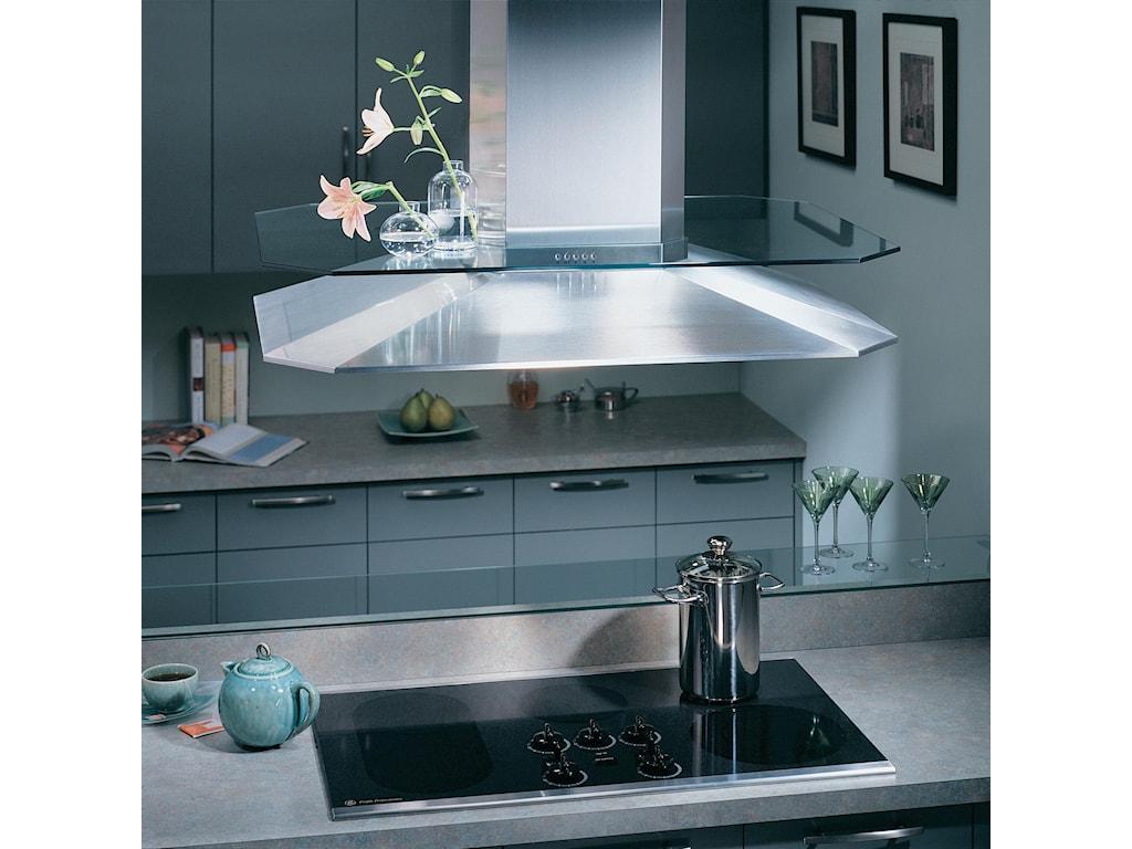 Shown with Optional Glass Shelf