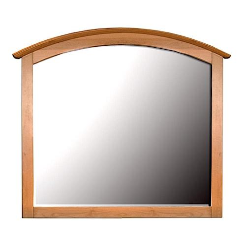 AAmerica Alderbrook Arch Dresser Mirror
