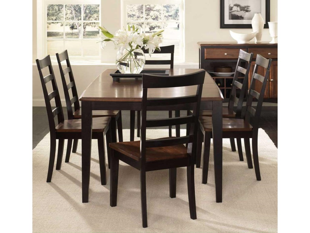 Shown as 7 Piece Dining Set.