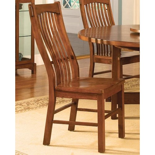 AAmerica Laurelhurst Slatback Side Chair