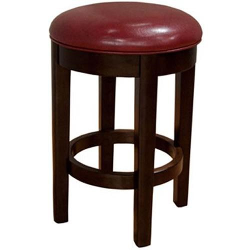 AAmerica Parson Chairs 24 Inch Bar Stool with Swivel Seat