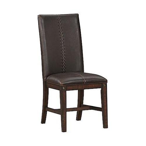 AAmerica Sundance Occ Upholstered Parson Side Chair