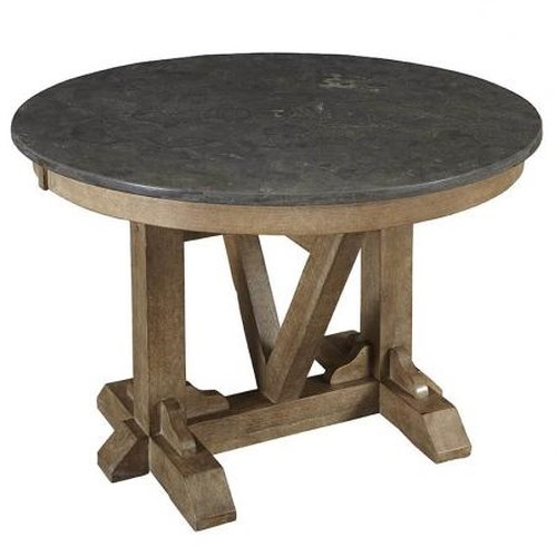 AAmerica West Valley Rustic Casual Expedition Table