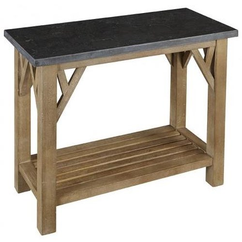 AAmerica West Valley Rustic Casual Sofa Table