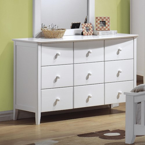 Acme Furniture San Marino Youth Dresser