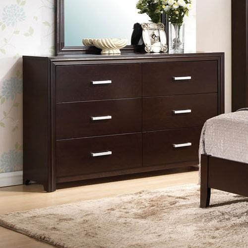Acme Furniture Ajay Dresser with 6 Drawers