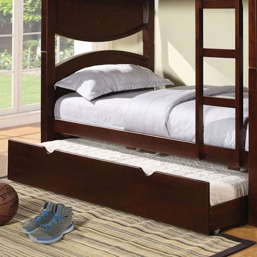 Acme Furniture All Star Casual Youth Sized Trundle Bed