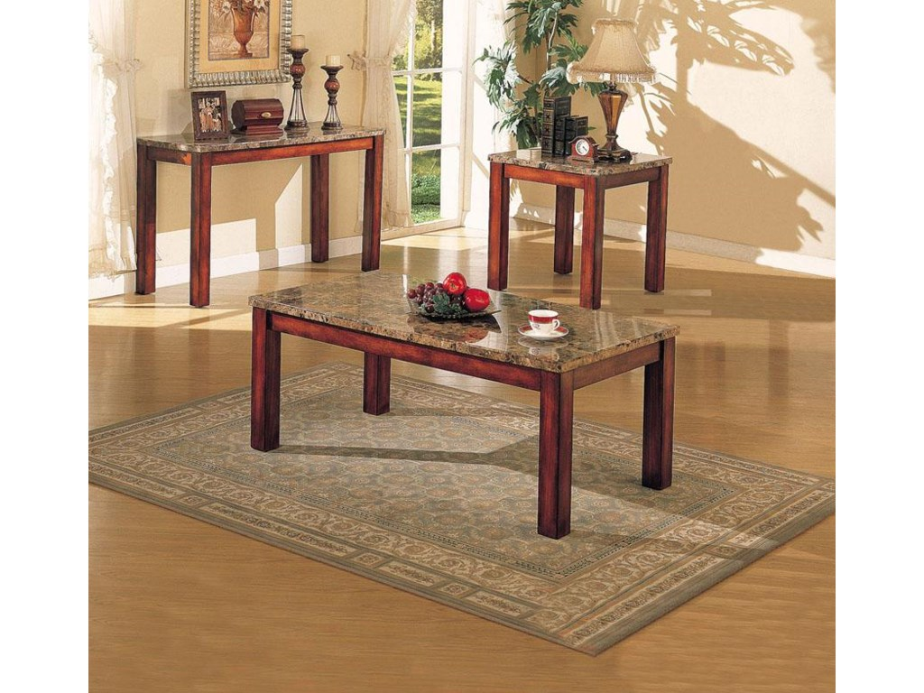 Shown with Sofa Table and End Table