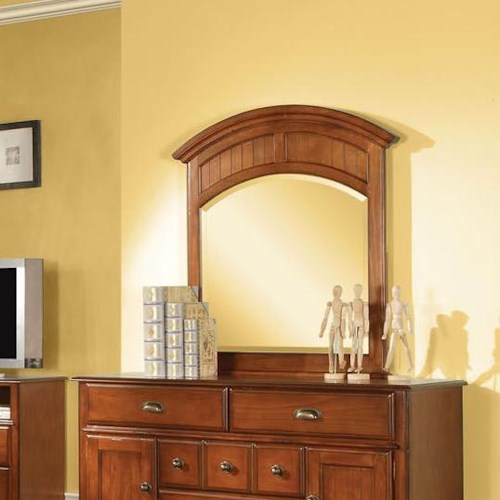Acme Furniture Brandon Traditional Dresser-top Mirror