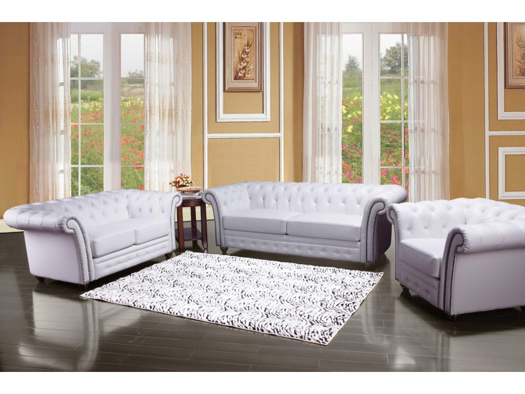 Shown with Loveseat and Sofa