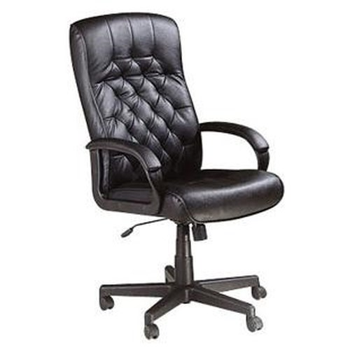 Acme Furniture Charles Tufted Leather Executive Chair