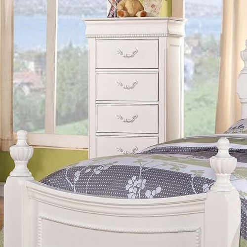 Acme Furniture Classique Traditional Youth Bedroom Lingerie Chest
