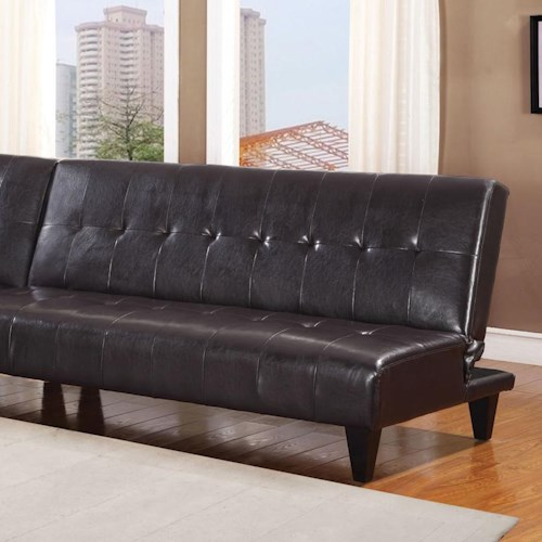 Acme Furniture Conrad Contemporary Adjustable Sofa