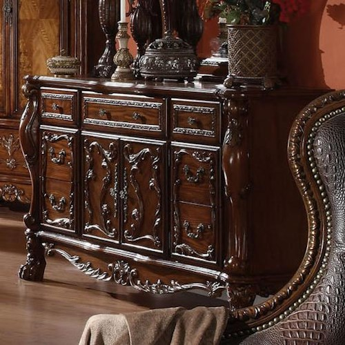 Acme Furniture Dresden Drawer Dresser