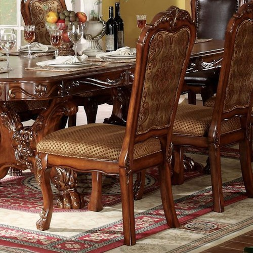 Acme Furniture Dresden Dining Side Chair