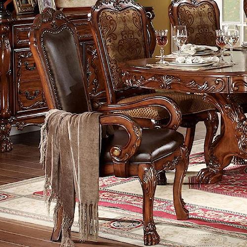 Acme Furniture Dresden Arm Chair