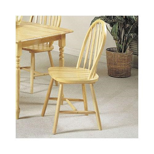 Acme Furniture Farmhouse Arrowback Windsor Dining Side Chair