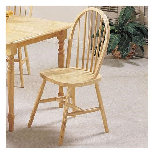 Acme Furniture Farmhouse Spindleback Windsor Dining Side Chair