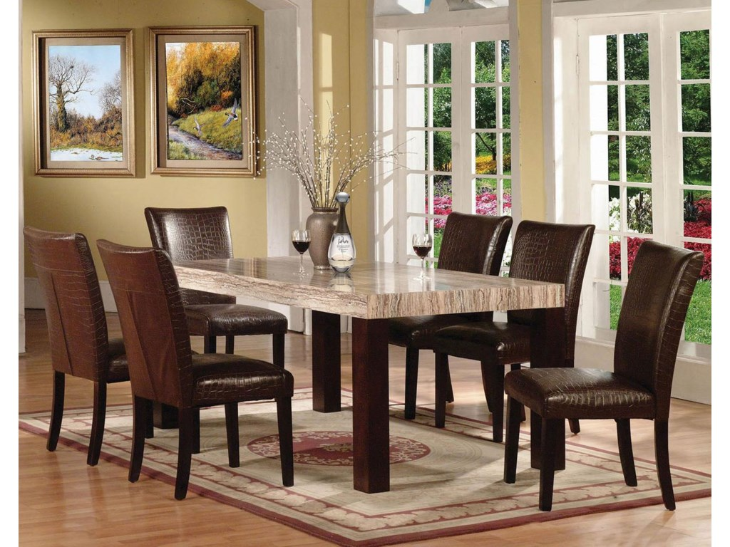 Shown with Coordinating Dining Chairs