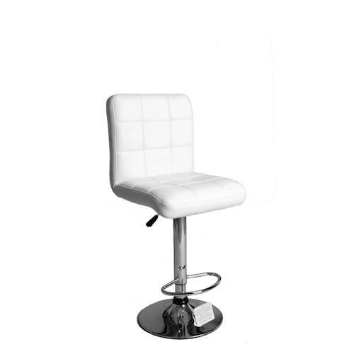 Acme Furniture Gaylord Stool W/Adjustable Lift