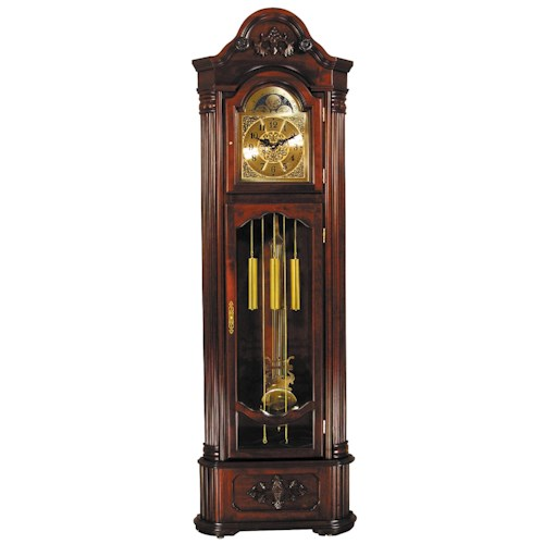 Acme Furniture Grandfather Clocks Corner Grandfather Clock